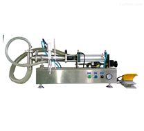 氣動液體灌裝機 配套包裝機