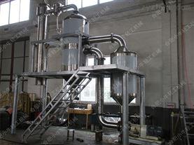 强制循环式三效真空蒸发浓缩设备 _ 