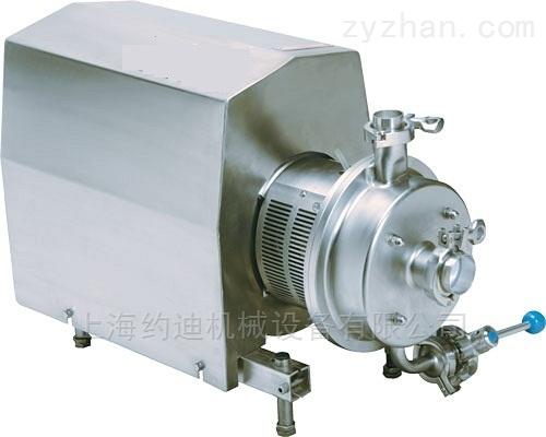 高剪切管线式乳化机,医药级剪切乳化泵