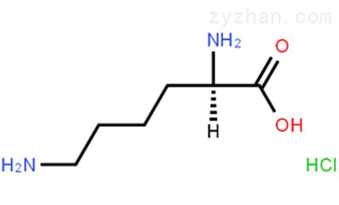 贝西沙星中间体D-赖氨酸盐酸盐 7274-88-6