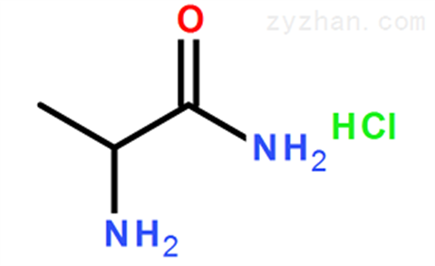 沙芬酰胺核心中间体 L-丙氨酰胺盐酸盐原料