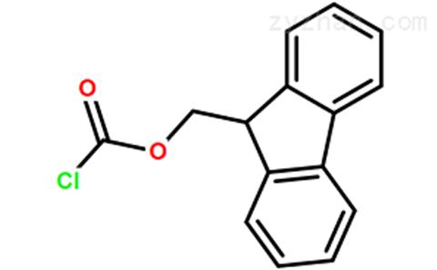 氨基酸保护剂化合物芴甲氧羰酰氯原料出售