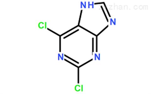 2,6-二氯嘌呤化合物原料|5451-40-1|随缘出