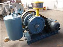 废水处理侧水冷回转式曝气供氧罗茨鼓风机
