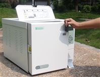 臺式三次預真空型蒸汽壓力滅菌器BTS23