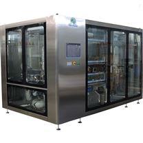 純蒸汽中藥粉固體飲料粉體高溫瞬時滅菌設備