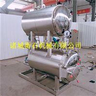 衡石青汁豆奶杀菌釜奶制品饮料杀菌锅材质