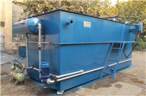 河北區食品加工廢水處理高效溶氣氣浮機