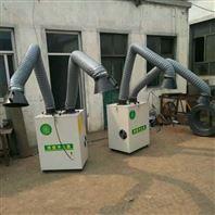 工业焊烟焊机 除尘净化器的工作原理