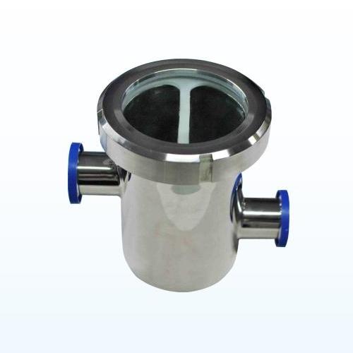 38-100不锈钢卫生级气体阻断器,防倒灌地漏