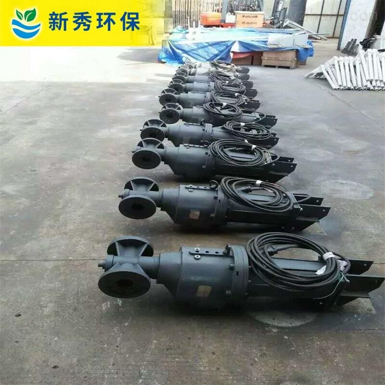 QJB型潜水推进器起吊系统