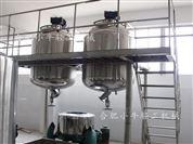500L不銹鋼冷凍結晶釜