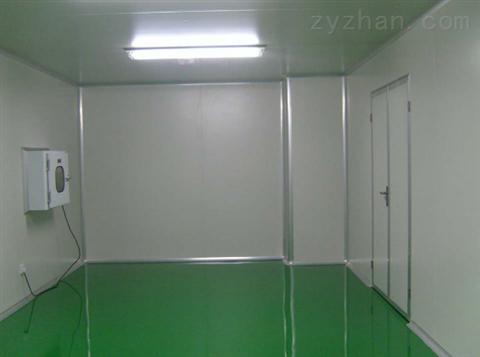 山西GMP净化车间设备设计施工与安装