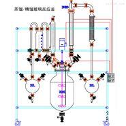S212-5L实验型玻璃精馏装置西安厂家