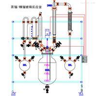 實驗型玻璃精餾裝置西安廠家