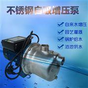 凌霄水泵110V/60HZ不锈钢自吸泵水处理设备