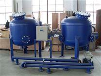 活性炭过滤器的工作过程