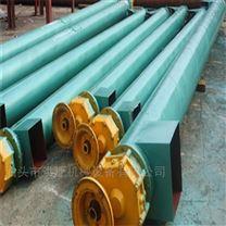 山東管式螺旋輸送機的優勢和應用