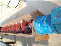 增濕塔下500螺旋輸送機用途