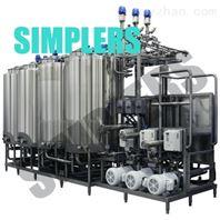 全自动CIP清洗系统