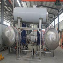 衡石機械香茹醬雙層殺菌鍋多功能殺菌設備