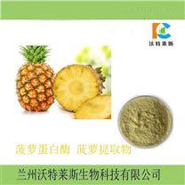 菠萝蛋白酶  活性  提取物