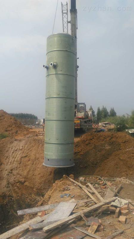 一體化污水提升泵站的設計與選擇