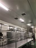 湖南凈化公司SC食品無菌潔凈車間裝修設計