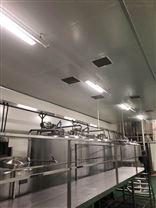 湖南净化公司SC食品无菌洁净车间装修设计