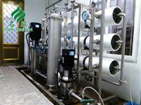 食品厂纯水设备,2T反渗透设备