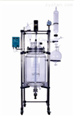 大型雙層玻璃反應釜GSFT-100L