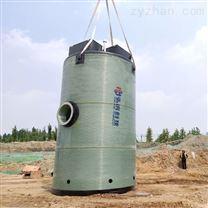 安徽一体化污水泵站厂家定制提高泵站价格