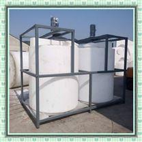 福建廈門錐形水箱塑料儲罐