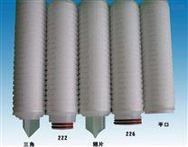 折叠膜滤芯