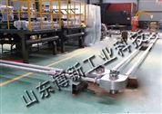 螢石粉管鏈式提升機、管鏈輸送機原理