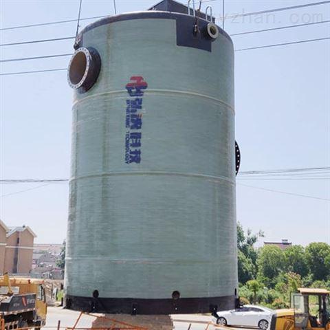 安徽一体化提升泵站与海绵城市建设