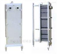不锈钢板式换热器,板片式热交换器图片