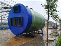 埋地式一體化雨水提升泵站井
