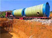 600立方每小时地埋式一体化污水泵站厂家