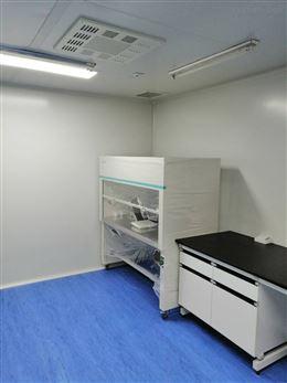 滨州净化工程装修无菌实验室湿度的测试