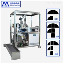 醫用冷敷貼自動折疊機, 面膜生產設備