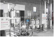 湿法制粒设备中药制剂实训实验生产线