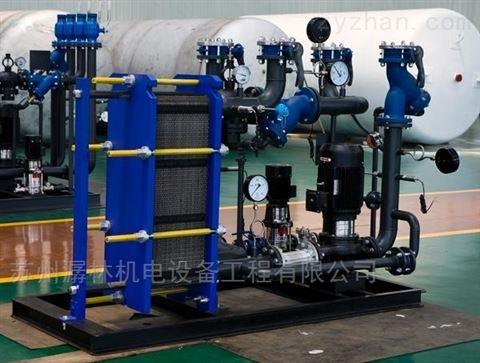 苏州潺林板式换热机组