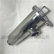 38MM卫生级快装 焊接 活接 法兰角式过滤器