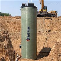 排污一體化泵站城市預制泵站弘泱直銷