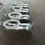生化AO系统池潜水搅拌机