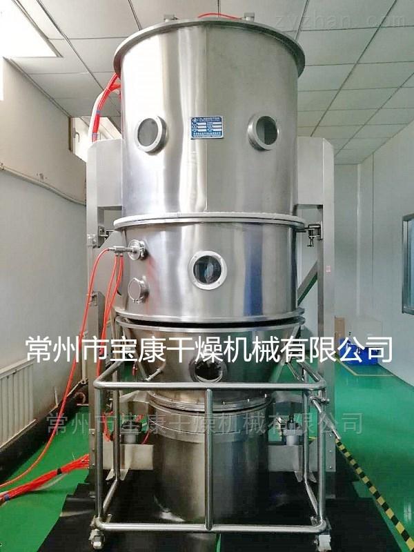 FLP系列流化造粒包衣干燥机