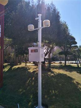 大气环境负氧离子在线检测仪器湖北安装案例