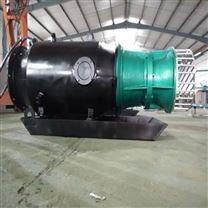 350QSZ-5-30雪橇式潜水轴流泵