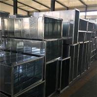 新型节能玻镁风管欢迎来厂考察